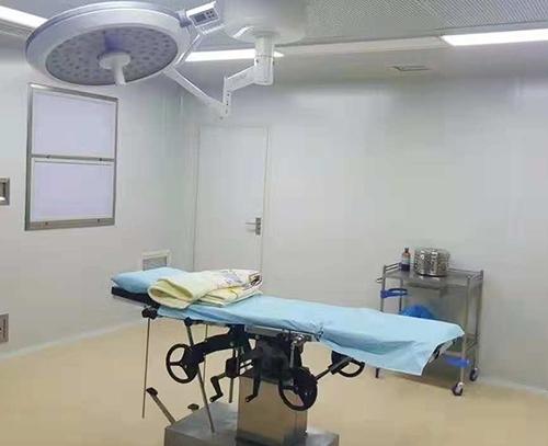医院中心供氧体系设备带的详细施工计划