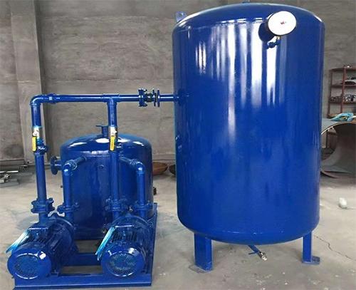 负压机组-中心供氧工程